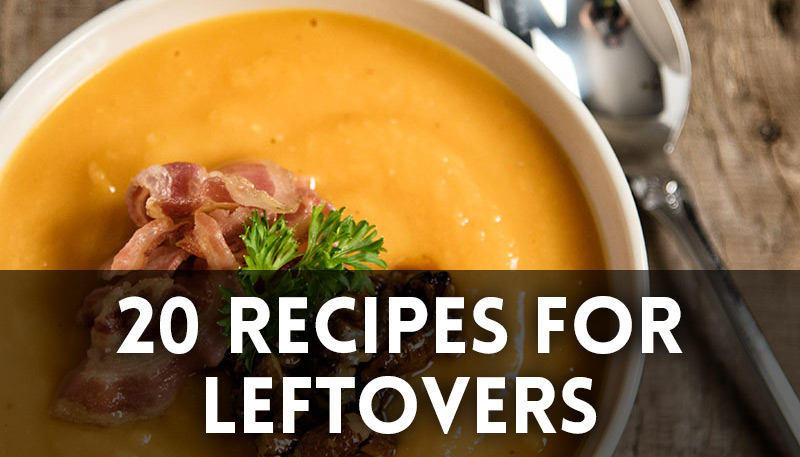 20 Paleo Leftover & Freezer-Friendly Recipes