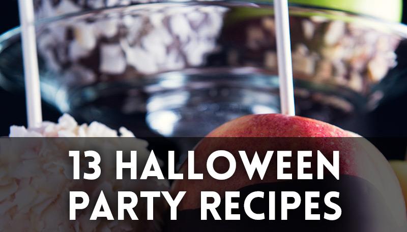13 Paleo Halloween Party Recipes