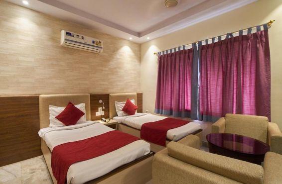 Hotel Pallavi