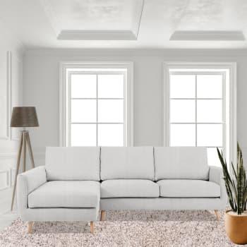 sofá danés con chaise longue 3 plazas