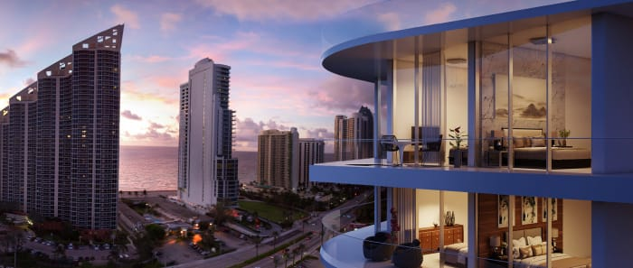 featured image of Aurora Condo