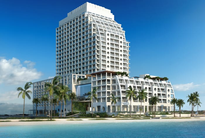 featured image of The Ocean Residences - Conrad