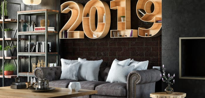 featured image for article, Design Trends 2019