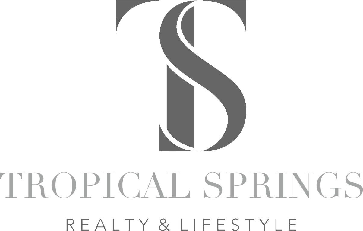 TROPICAL SPRINGS REALTY Logo