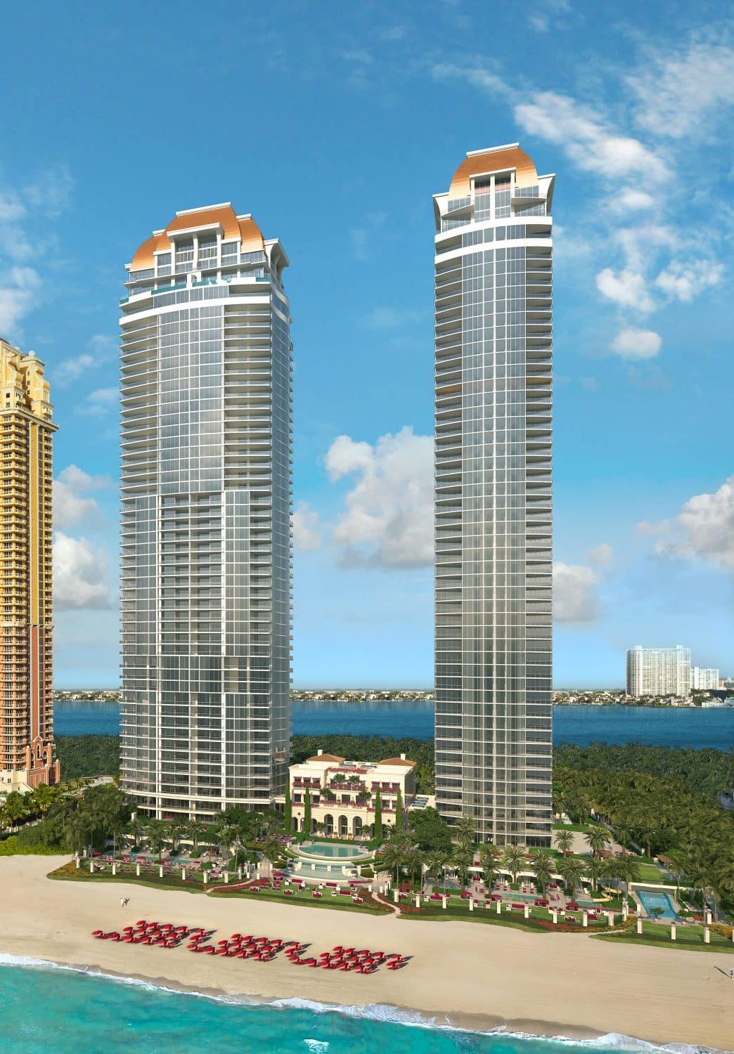skyview image of Estates at Acqualina