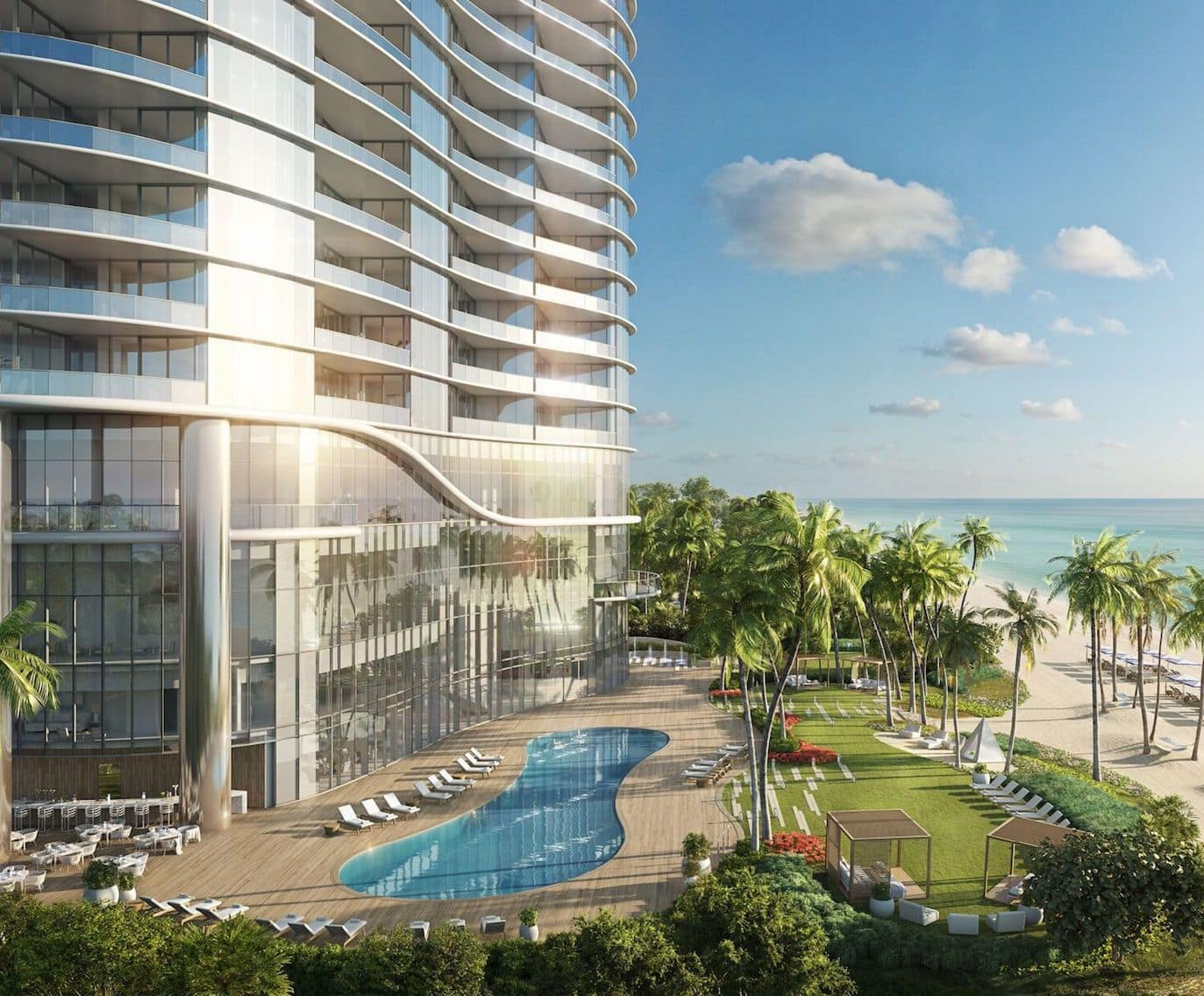 featured image of Ritz Carlton Sunny Isles