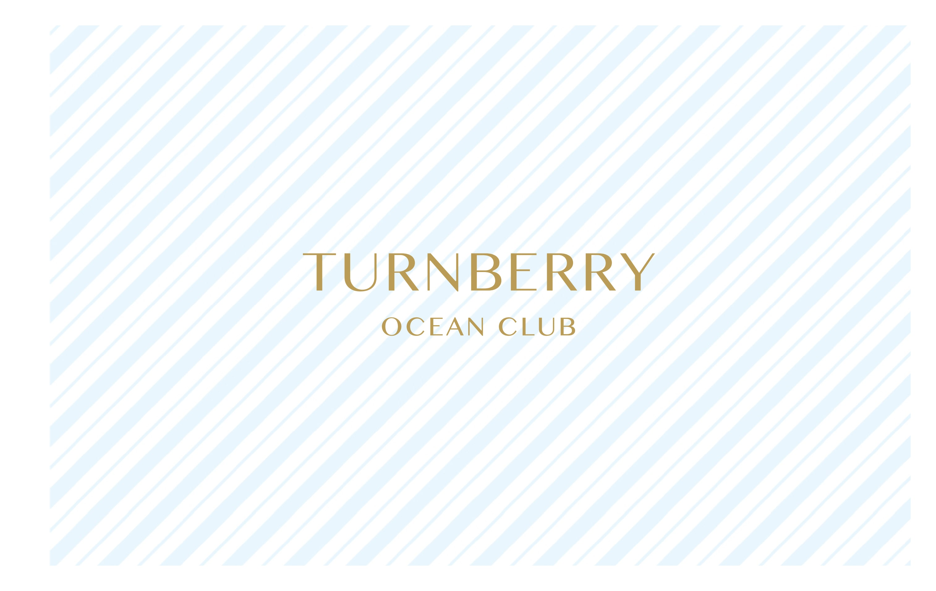 Turnberry Ocean Club Brochure