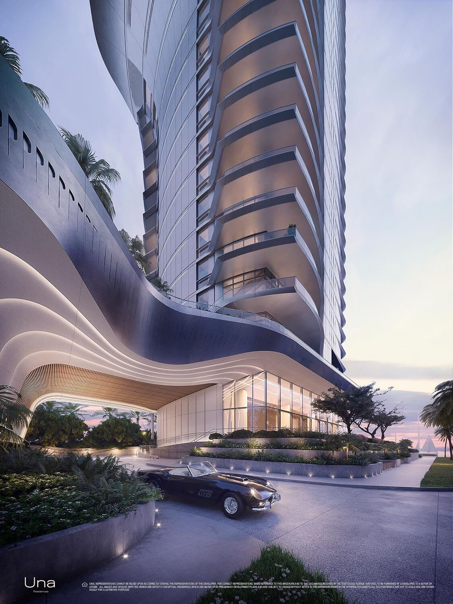 featured image of UNA Brickell