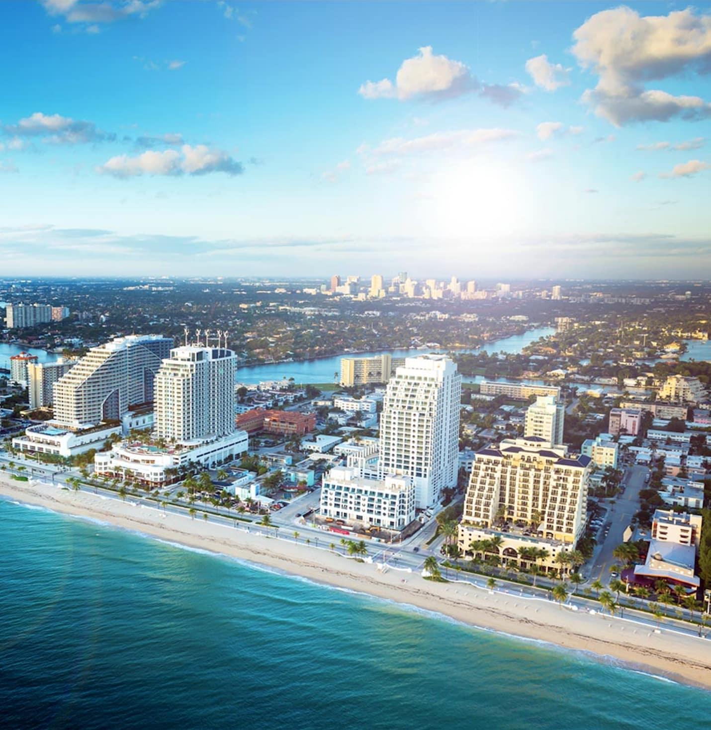 skyview image of The Ocean Residences - Conrad