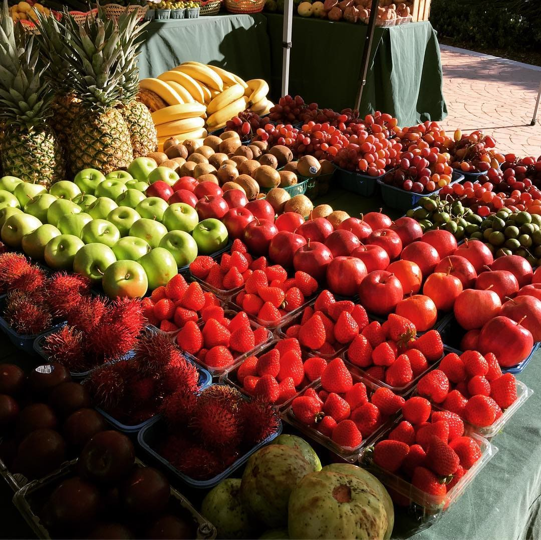 featured image for story, Farmers Market Coral Springs 2019 dates