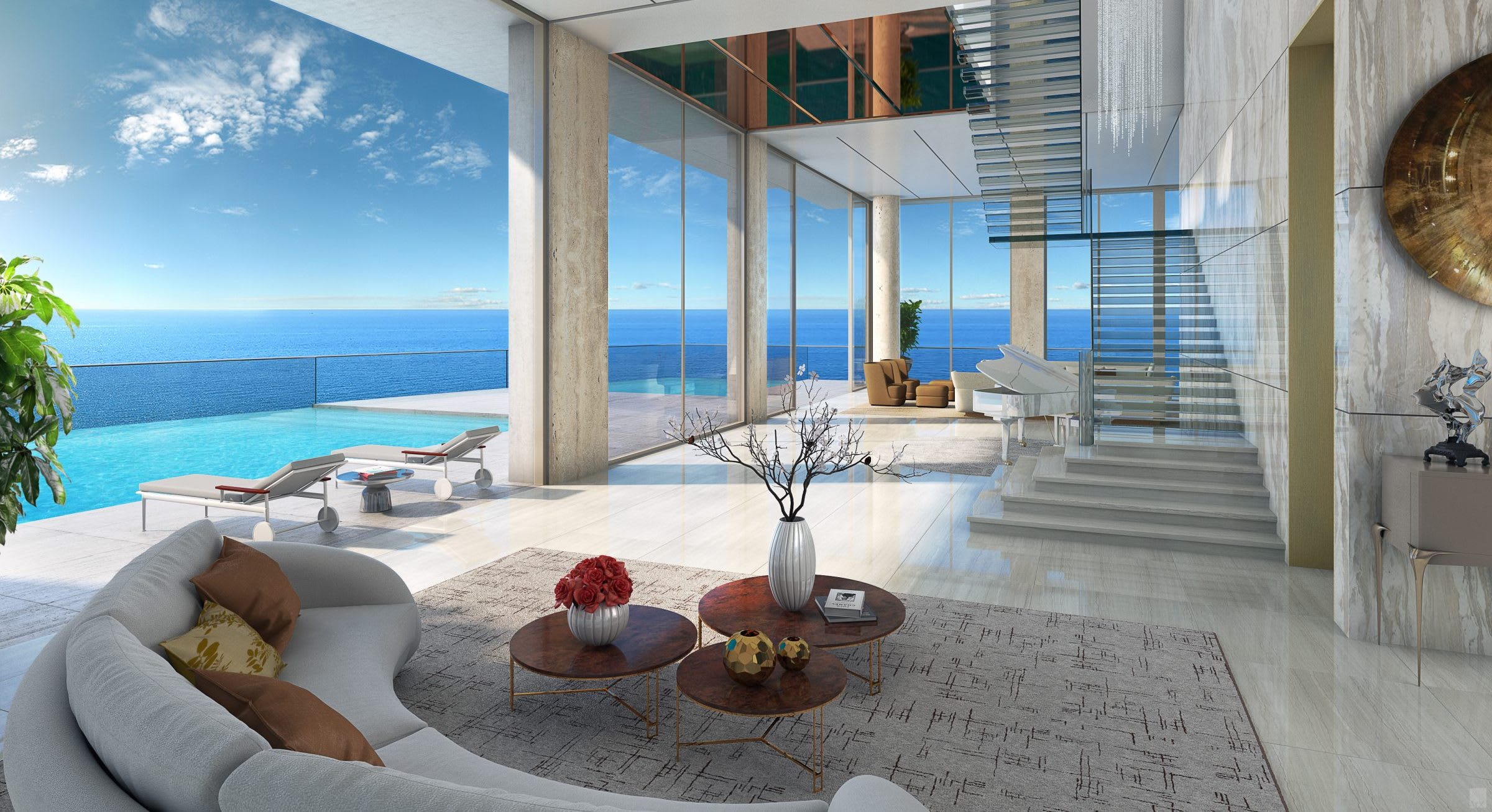 featured image for story, Miami's Most Expensive Penthouses