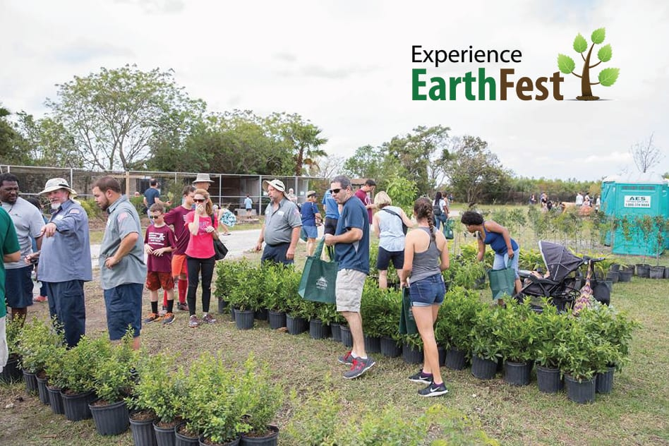 featured image for story, Experience EarthFest at Sawgrass Nature Center