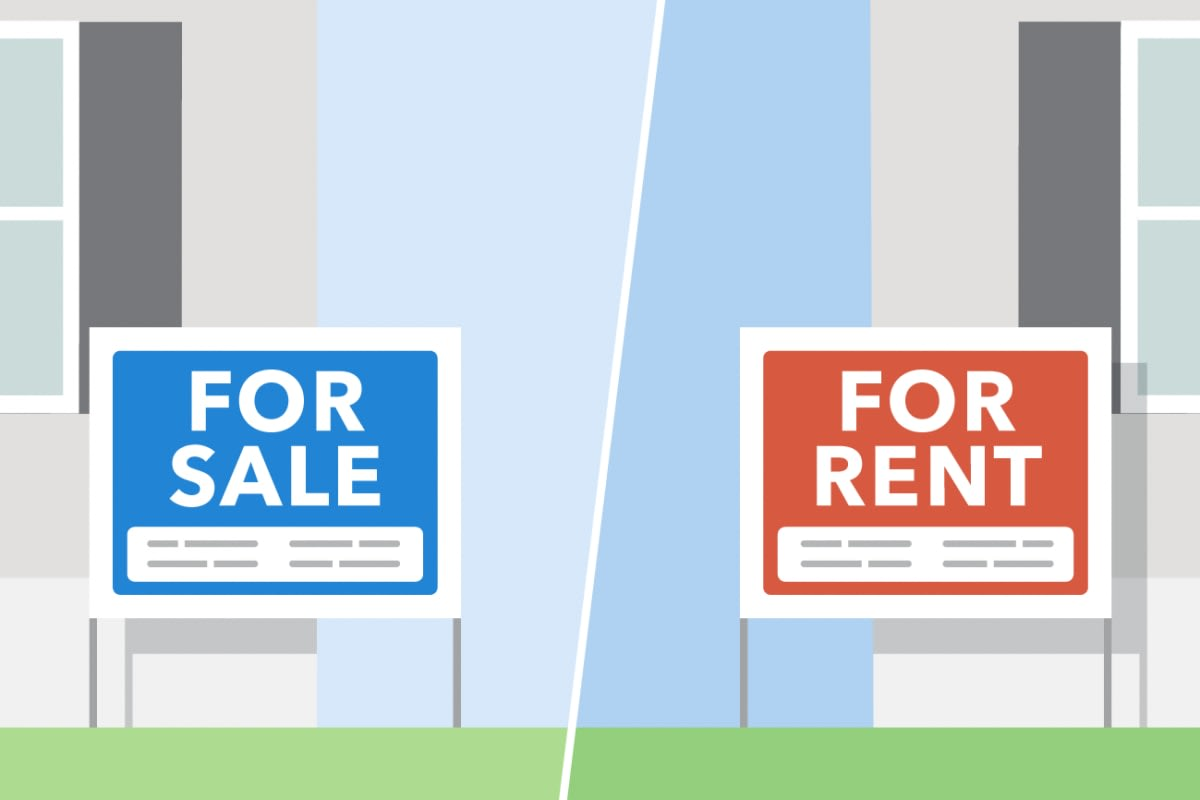 featured image for story,  Renting versus buying, which option is best for you?
