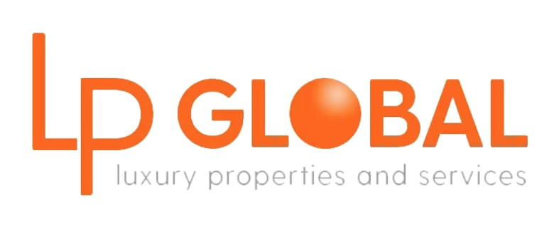 LP GLOBAL REALTY Logo