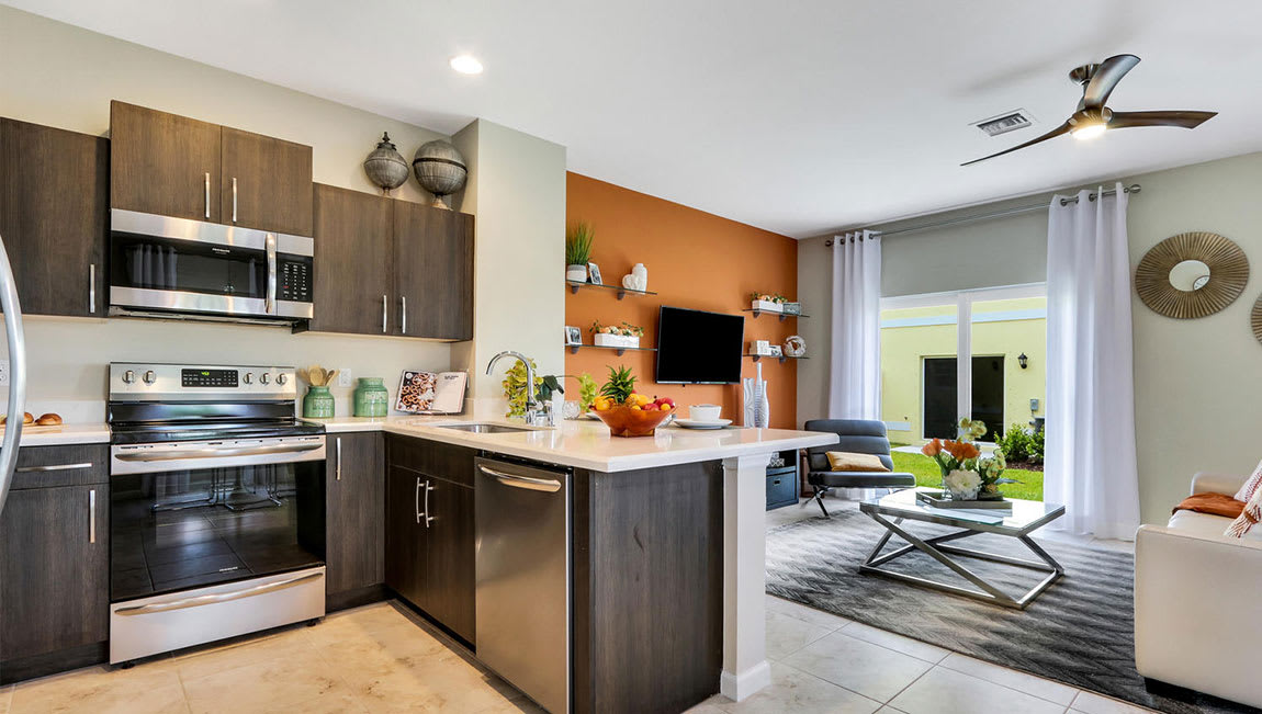 featured image of property, New Constructions Homes in Sunny Lauderhill