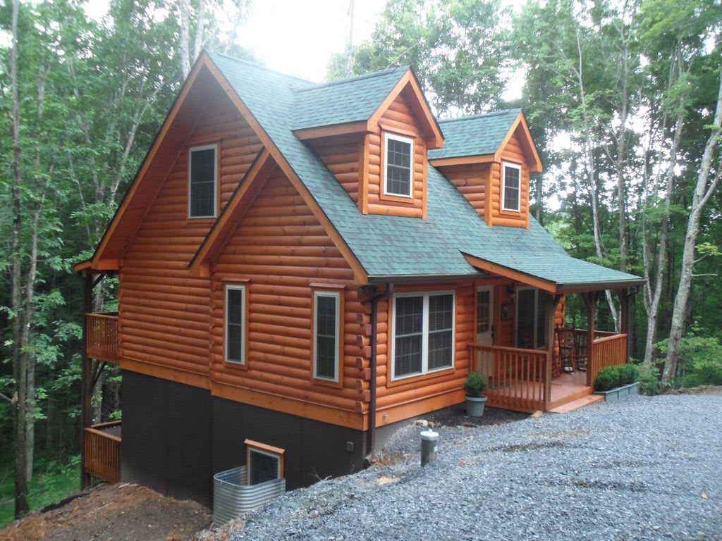 featured image of property, Bird Eye View, Sevierville TN Cabins for sale!