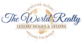 THE WORLD REALTY Logo