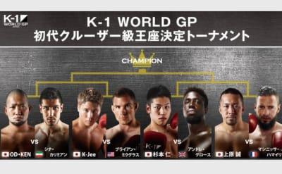 K-1 WORLD GP初代クルーザー級王座決定トーナメント