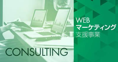 Webマーケティング支援事業