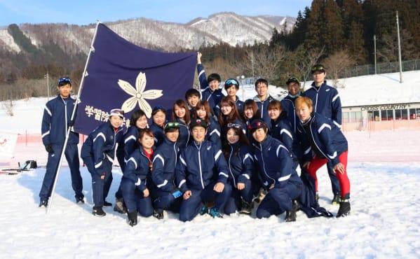 学習院大学輔仁会スキー部
