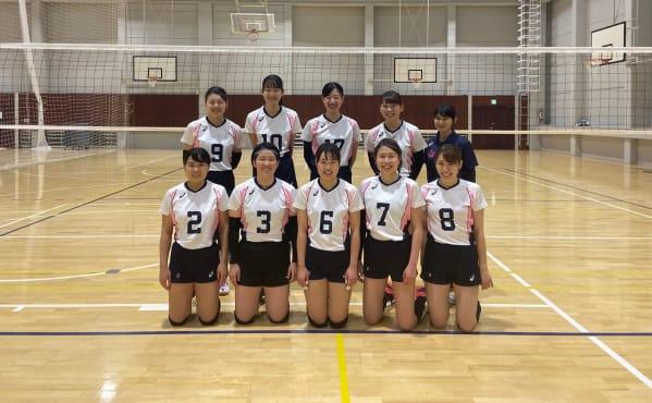 学習院大学輔仁会排球部女子