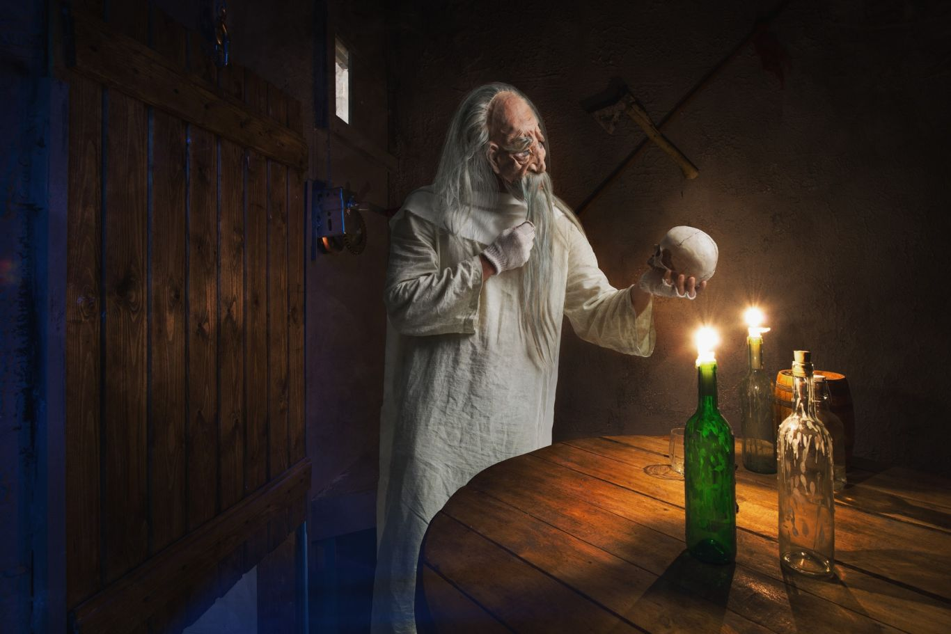 Квест: Испытания старца Фура