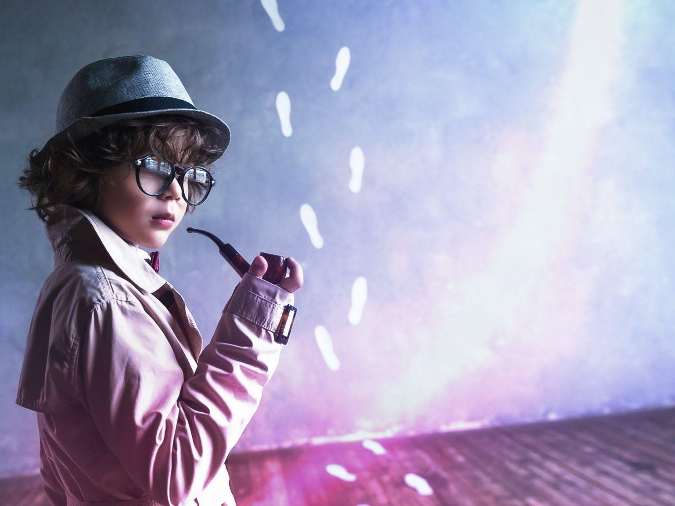 Квест Дети шпионов: Детектив