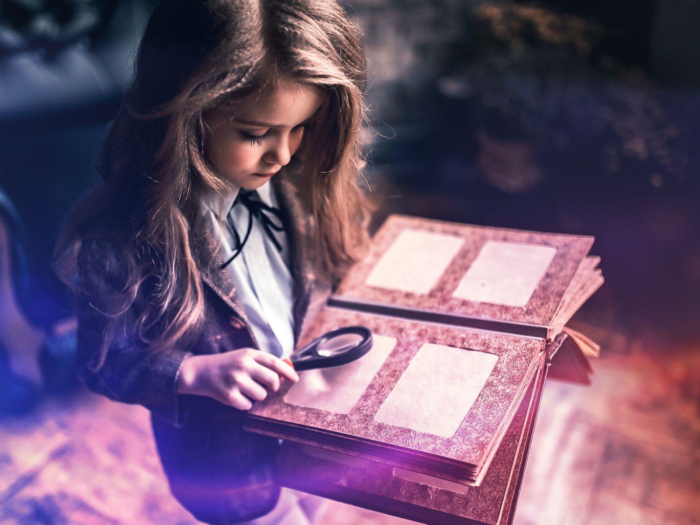 Квест Дети шпионов: Исследователь