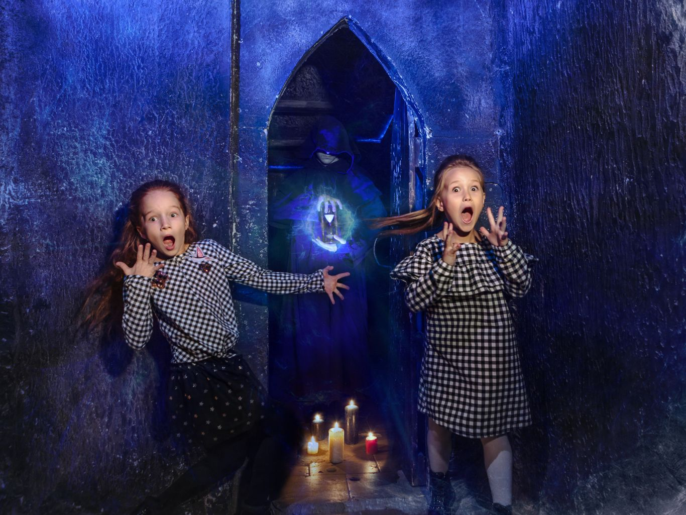 Квест В поисках сокровищ: Аноматор с фонарем