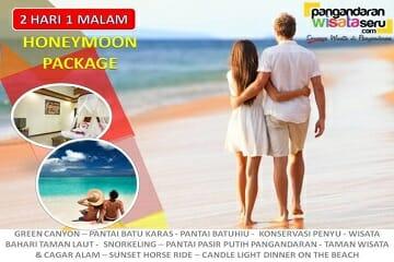 Paket Honeymoon 2D1N