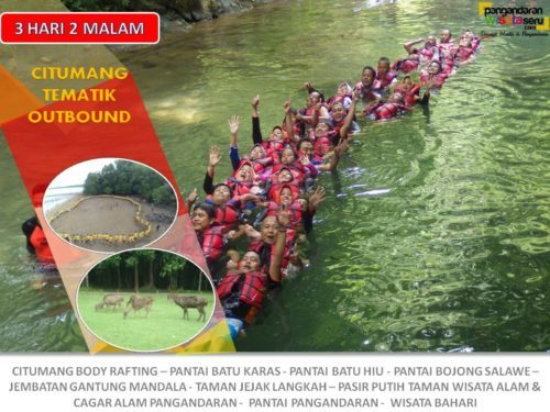 Citumang Tematik Outbound 3D2N