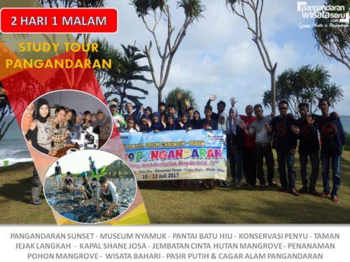 Study Tour Pangandaran 2D1N