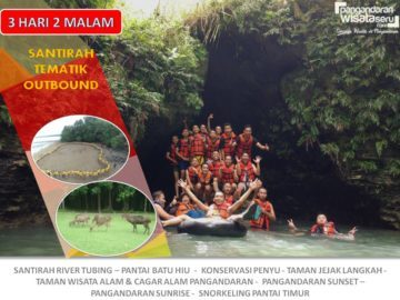 Santirah Tematik Outbound 3D2N