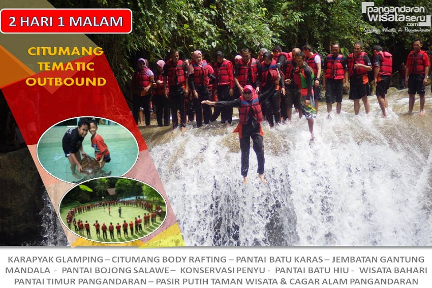 CITUMANG TEMATIK OUTBOUND 2D1N