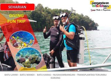 Paket Diving Pangandaran
