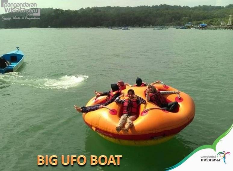 Big Ufo Boat