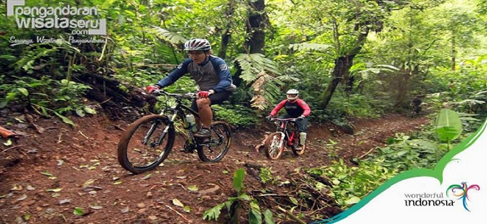 fun bike Pangandaran