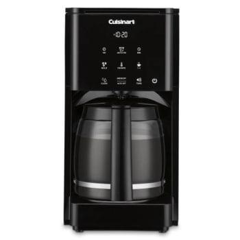Cuisinart® Touchscreen 14-Cup Programmable Coffeemaker - Black