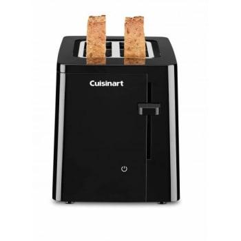 Cuisinart® 2-Slice Touchscreen Toaster - Black