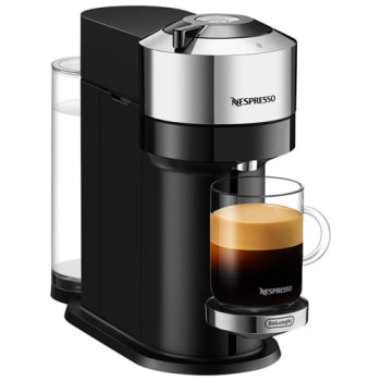 Nespresso Vertuo Next Coffee and Espresso Machine - Chrome