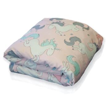 Hush® Kids Weighted Blanket - Unicorn - 38 x 54 - 5lb