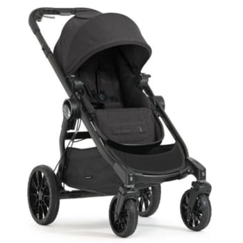 Baby Jogger® City Select® LUX Convertible Stroller - Granite