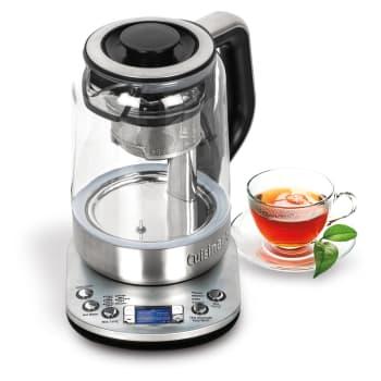 Cuisinart® PerfecTemp® Programmable Tea Steeper and Kettle