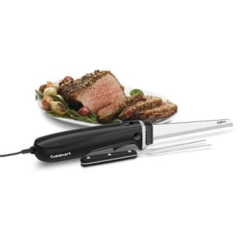 Cuisinart® Electric Knife Set with Cutting Board