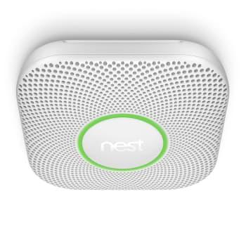 Google Nest Protect: 2nd Gen Smoke + CO Alarm - Battery