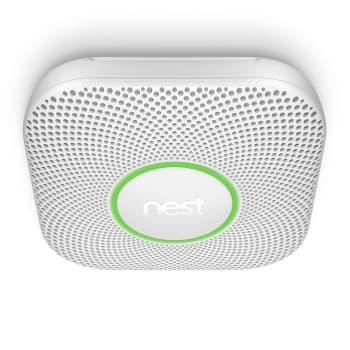 Google Nest Protect: 2nd Gen Smoke + CO Alarm - Wired