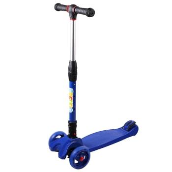 Freddo 3 Wheels Kick Scooter - Blue