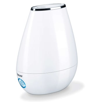 Beurer 2-in-1: Ultrasonic Air Humidifier & Aroma Diffuser