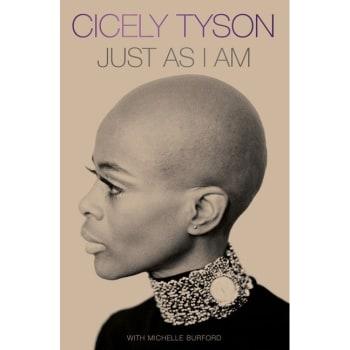 JUST AS I AM A MEMOIR by Cicely Tyson plus 2 Bonus Books Bundle