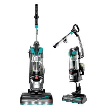 BISSELL Cleanview® Allergen Lift-Off® Upright Pet Vacuum - Black/Electric Blue
